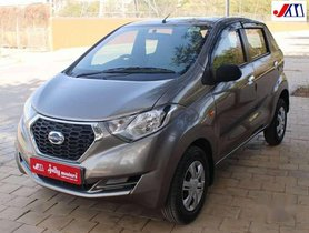 2017 Datsun Redi-GO T Option MT for sale in Ahmedabad