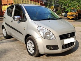 Used 2010 Maruti Suzuki Ritz MT for sale in Kolkata
