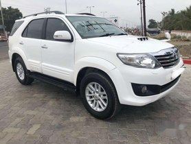 Used 2013 Toyota Fortuner AT for sale in Jamnagar