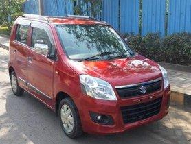 Used 2013 Maruti Suzuki Wagon R LXI CNG MT in Mumbai