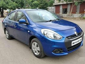 Used Renault Scala RxL 2013, Petrol MT for sale in Pune