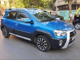 Used 2015 Toyota Etios Cross MT for sale in Mumbai