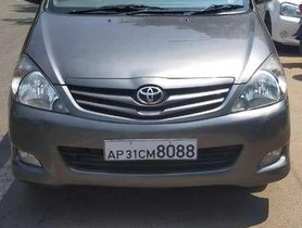 Used Toyota Innova 2009 AT for sale in Visakhapatnam