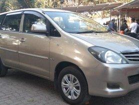 2010 Toyota Innova 2.5 E Diesel MS 8-seater MT in Mumbai
