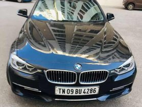 Used BMW 3 Series 2013 AT for sale in Tiruchirappalli