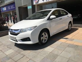 Used Honda City VX, 2016, Petrol MT for sale in Ahmedabad
