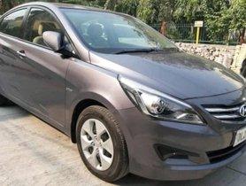Hyundai Verna 1.6 SX VTVT 2017 MT for sale in New Delhi