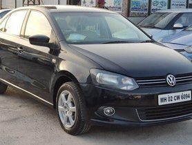Used Volkswagen Vento Petrol Highline 2013 MT in Pune
