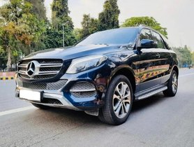 2017 Mercedes-Benz GLE 2015-2020 250d AT in New Delhi
