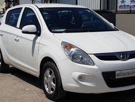 2011 Hyundai i20 1.2 Sportz Option MT for sale in Pune
