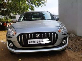 Used Maruti Suzuki Swift 2019 MT for sale in Jabalpur