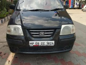 Used Hyundai Santro Xing GL Plus 2008 MT for sale in Bhopal