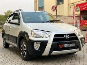 2015 Toyota Etios Cross 1.4L VD MT for sale in Kolkata