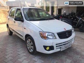 Used Maruti Suzuki Alto K10 VXI 2011 MT for sale in Vadodara