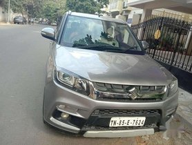 Used Maruti Suzuki Vitara Brezza ZDi 2017 MT for sale in Chennai