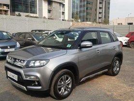 Used Maruti Suzuki Vitara Brezza ZDi 2018 MT for sale in Surat