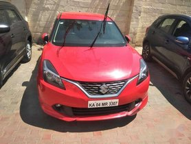 Used Maruti Suzuki Baleno 2016 MT for sale in Nagar