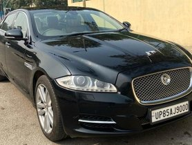 Used 2013 Jaguar XJ 3.0L Portfolio AT in New Delhi