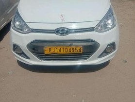 Used 2016 Hyundai Xcent MT for sale in Jaipur