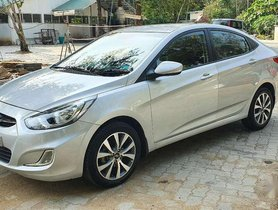 Hyundai Verna 1.4 CRDi 2014 MT for sale in Kodungallur