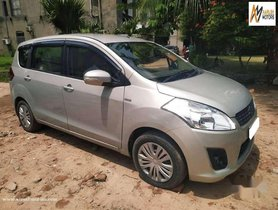 Used Maruti Suzuki Ertiga VDi, 2017, Diesel MT for sale in Kolkata