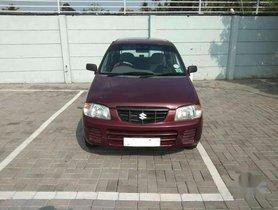 Used Maruti Suzuki Alto 2005 MT for sale in Kottayam