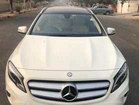 2017 Mercedes-Benz GLA Class 220 D 4MATIC Activity Edition AT in New Delhi