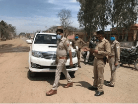 Young Guy Tries to Drive Around in His Toyota Fortuner with a Fake MLA Sticker