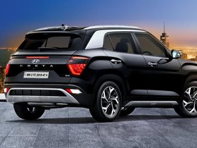 Over 6,700 Units of Hyundai Creta Dispatched to Dealerships Before Lockdown