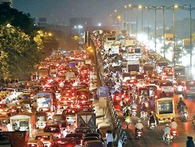 Traffic Fines in Mumbai: New Traffic Fines, Challan Rates