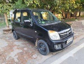 Used Maruti Suzuki Wagon R VXI 2008 MT for sale in Ghaziabad
