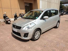 Used Maruti Suzuki Ertiga VXI 2013 for sale in Mumbai
