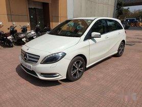Mercedes-Benz B-Class B180 CDI, 2015, Diesel AT for sale in Mumbai