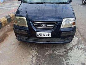 Hyundai Santro Xing XO eRLX - Euro III, 2007, Petrol MT in Hyderabad