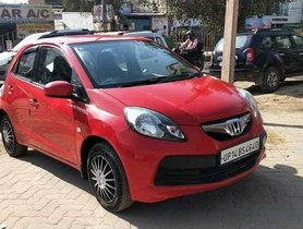 Used Honda Brio S(O) 2012, Petrol MT for sale in Ghaziabad