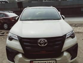 Used Toyota Fortuner Sportivo 2017, Diesel AT for sale in Mumbai