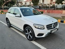 Used 2019 Mercedes Benz GLC AT for sale in New Delhi