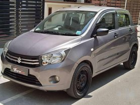 Maruti Suzuki Celerio VXI 2014 AT for sale in Nagar