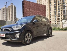 Used 2016 Hyundai Creta 1.6 SX AT for sale in Thane