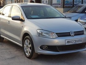 Volkswagen Vento Petrol Highline 2011 MT for sale in Pune