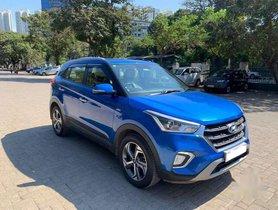 Used Hyundai Creta 1.6 SX 2018, Petrol AT for sale in Mumbai