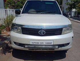 Used 2012 Tata Safari 4x2 MT for sale in Hyderabad