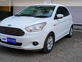 Used 2017 Ford Figo MT for sale in Kolhapur