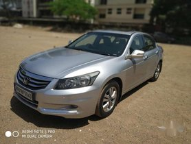 Used 2012 Honda Accord AT for sale in Goregaon