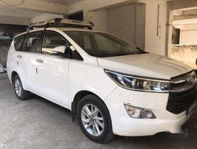 Used 2017 Toyota Innova Crysta MT for sale in Nagpur