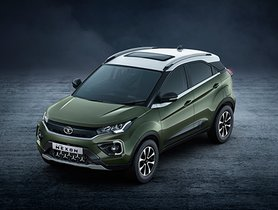 Tata Nexon Gets Factory-fitted Sunroof In New Variant Positioned Below Top Model
