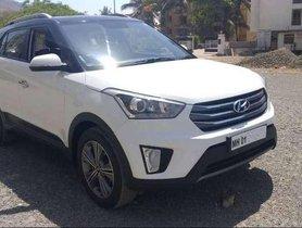 Used Hyundai Creta 1.6 SX Plus Petrol, 2017, Petrol MT in Mumbai