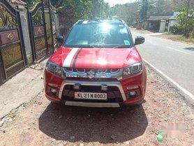 Used 2017 Maruti Suzuki Vitara Brezza ZDi MT in Thiruvananthapuram