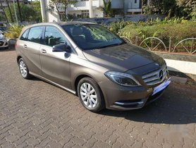Used Mercedes Benz B Class 2013 Diesel AT for sale in Mumbai