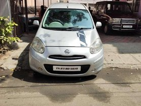 Used Nissan Micra Diesel 2013 MT for sale in Coimbatore